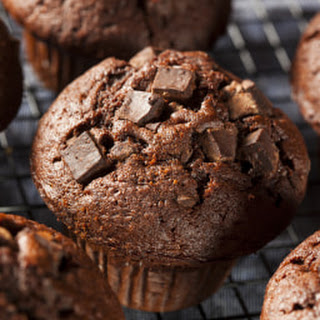Chocolate Muffins No Butter Recipes.