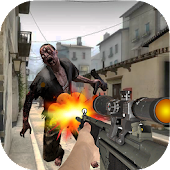 Zombie Hunt Deadly War