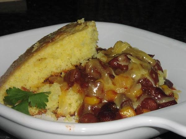 Chili Cornbread Sloppy Joes Recipe