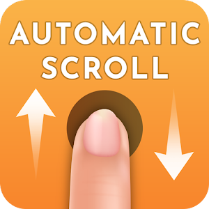 Auto Screen Scroll 1.0.0 by DVG Tech Apps logo