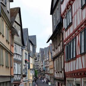 文豪ゲーテの小説『若きウェルテルの悩み』の舞台となったヴェッツラーの歴史的旧市街を歩く