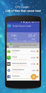 Geräte-Cooler - Kühlmeister Screenshot