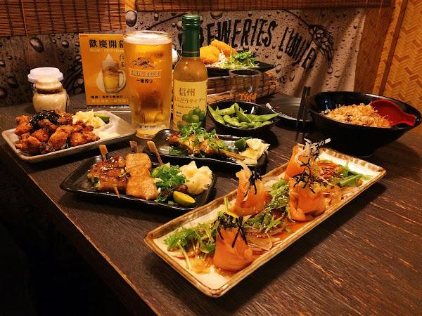 隱居風味居酒屋 板橋府中巷弄深夜食堂 來新北耶誕城的用餐好選擇