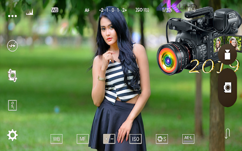 4K Ultra Zoom Camera APK for Bluestacks