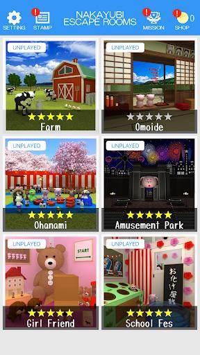 Prison Games - Escape Rooms screenshots 1