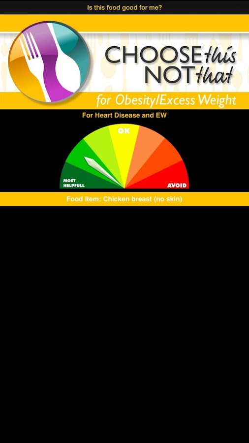 Obesity / Excess Weight- screenshot