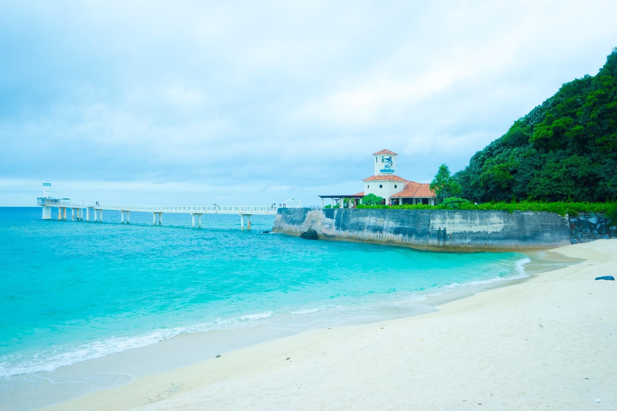 沖縄 ブセナ海中公園2