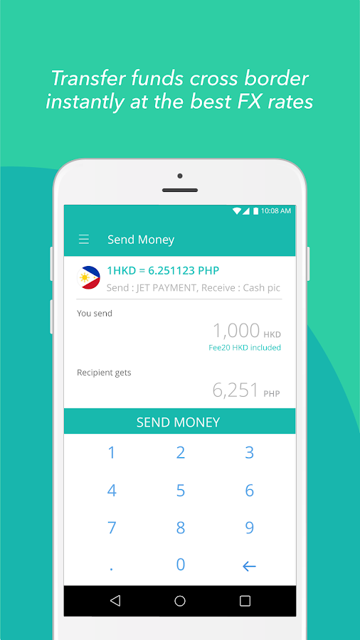 EMQ - Simply Send Money- screenshot