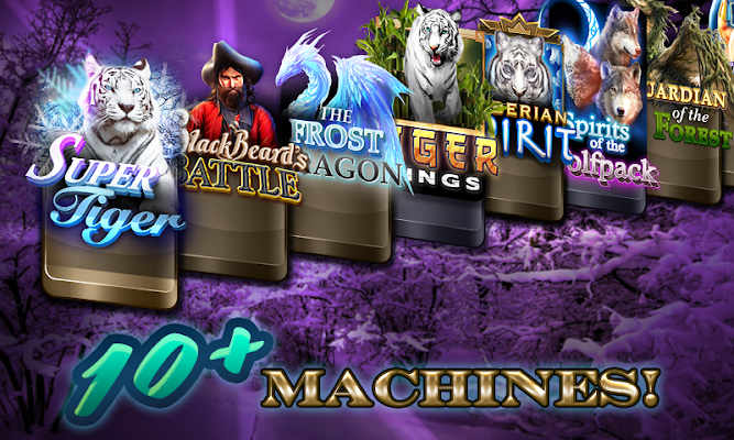 Slots Vegas Tiger Casino Slots - screenshot