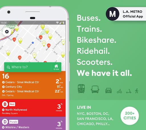 Transit: Bus & Subway Times Apk 1