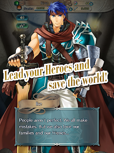 Game Fire Emblem Heroes APK for Windows Phone