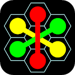 Hex Line Icon