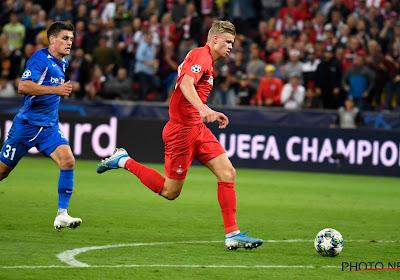 De beul van Genk is Player of the Week in de Champions League