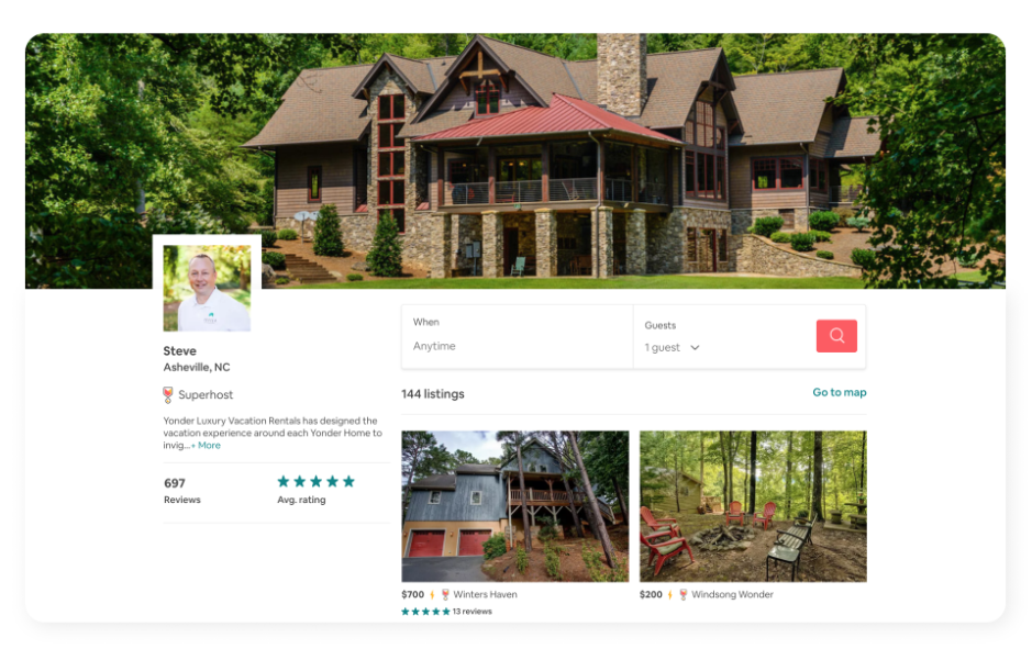 Airbnb Professional Hosting Tools pro marketing page