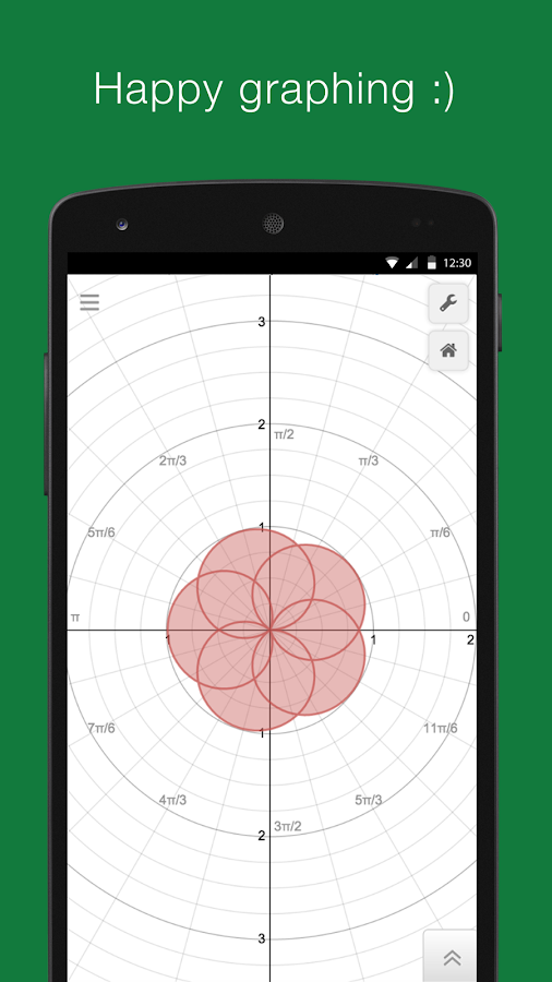 Desmos Graphing Calculator- screenshot