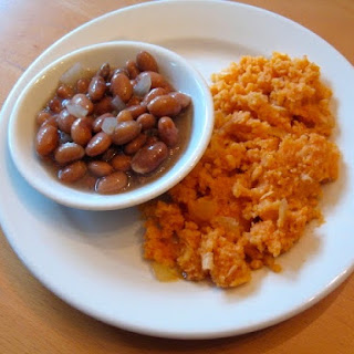 Seasoned Pinto Beans.