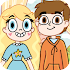 Star and Marko Dress Up