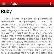 Guia Ruby APK