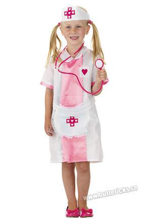 Sjuksköterska, barn M