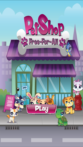 Pet Shop - Free for All