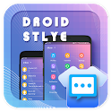 Droid style for Handcent Next SMS icon