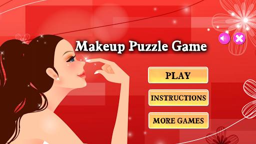 彩妝益智遊戲