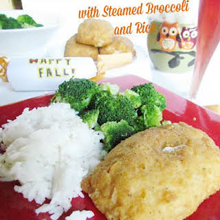 Celebrate Fall with New Barber Foods Chicken Cordon Bleu.