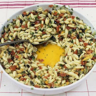 Garlic Pasta Salad Recipes