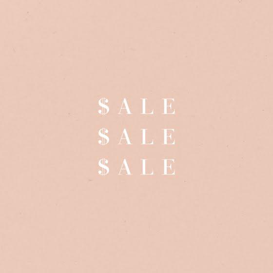 Sale Sale Sale - Instagram Post Template
