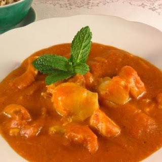 Fish Fillet In Creamy Coconut Curry