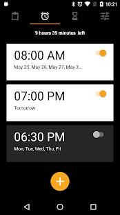 Early Bird Alarm- screenshot thumbnail
