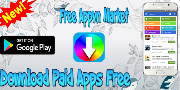 Tips for Appvn Market - náhled