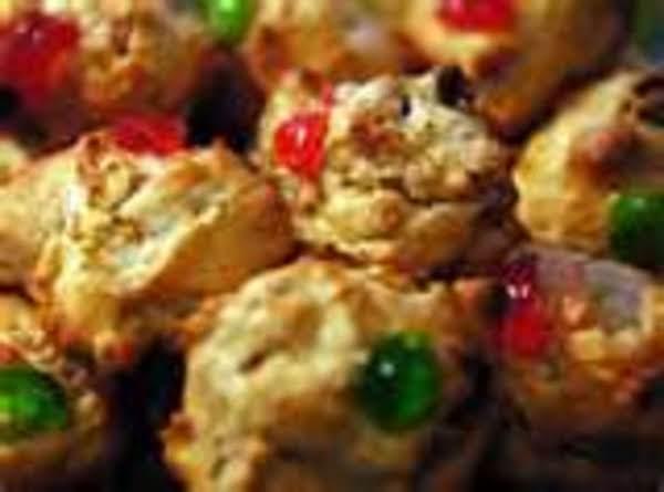 Claxton Fruitcake Cookies Recipe