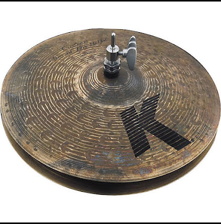 "15"" Zildjian K Custom Special Dry - Hi-hat"