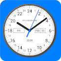 Analog Clock 24-7 icon