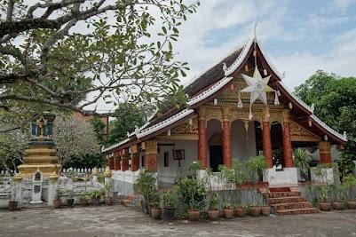Ho Pha Bang in Luang Prabang.