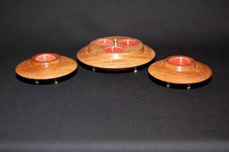 Photo: merbau 5 cm hoog breed 16 cm 5 cm hoog 12 cm breed -enkel 10, 3 lichts 15 euro