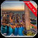 Dubai Timelapse Live Wallpaper icon