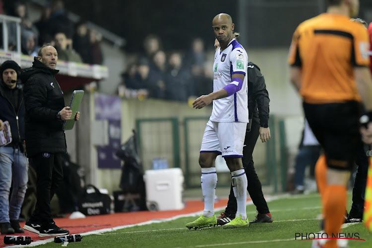 Kompany valt na anderhalve wedstrijd opnieuw uit bij Anderlecht, voortekenen niet (meteen) gunstig