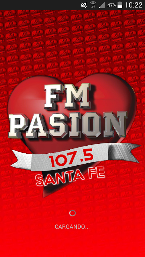 Fm Pasion Santa Fe 107.5- screenshot