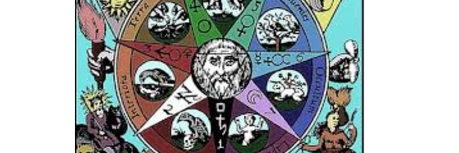 The Alchemical Processes as a Map of Personal Transformation