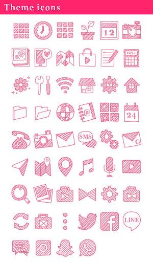 Pink Cosmos  Flower Theme 1.0.0 Windows u7528 4