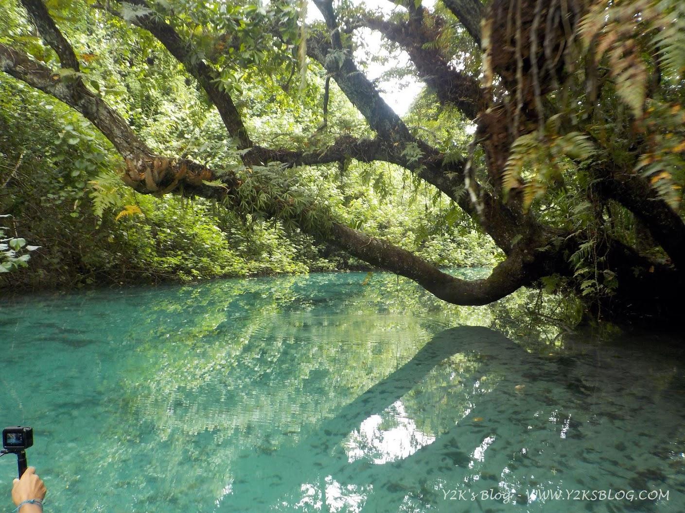 Il fiume Matevulu - Santo
