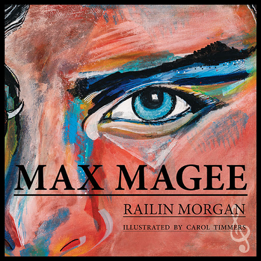Max Magee cover