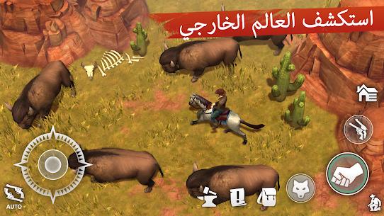 تحميل لعبة Westland Survival مهكرة الاصدار الاخير 4