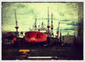 Photo: Dock 11 at Bloom & Voss, Hamburg