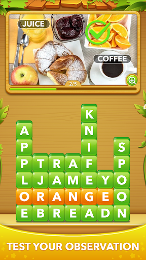 Word Heaps: Pic Puzzle - Guess words in picture screenshots apkspray 3