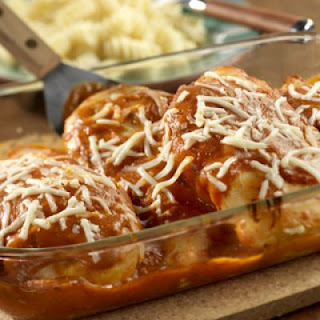 Chicken Mozzarella.