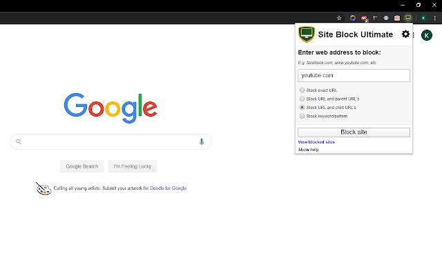 Site Block Ultimate: Best Blocker for Chrome