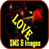 Romantic love SMS & images